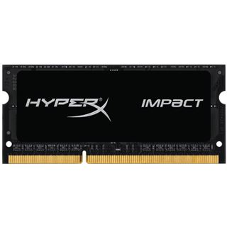 16GB HyperX Impact schwarz DDR3L-2133 SO-DIMM CL11 Dual Kit