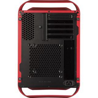 BitFenix Prodigy M Wuerfel ohne Netzteil rot
