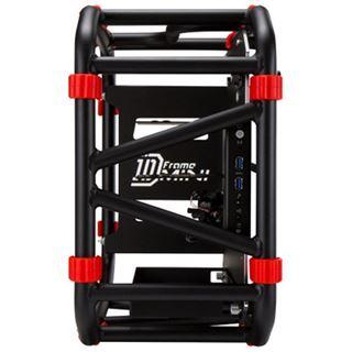 IN WIN D-Frame mini mit Sichtfenster Mini-ITX ohne Netzteil schwarz
