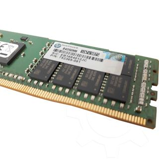 16GB HP 726719-B21 DDR4-2133 regECC DIMM CL15 Single