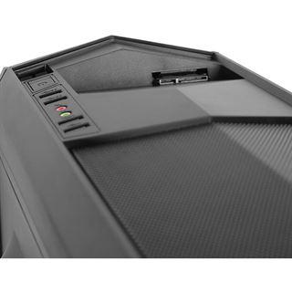 Cooltek GT-03 Midi Tower ohne Netzteil schwarz
