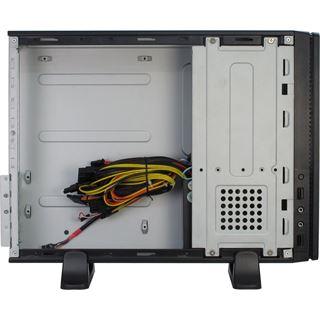 Inter-Tech SY M-201 Desktop 350 Watt schwarz