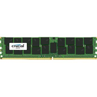 16GB Crucial CT16G4RFD4213 DDR4-2133 regECC DIMM CL15 Single