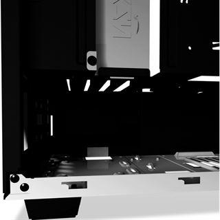 NZXT Source 340 mit Sichtfenster Midi Tower ohne Netzteil weiss