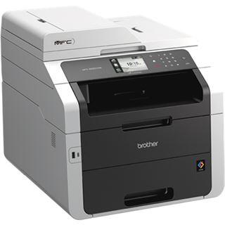 Brother MFC 9332CDWG1 Farblaser Drucken/Scannen/Kopieren/Faxen