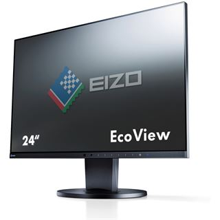 "23,8"" (60,47cm) Eizo FlexScan EV2450-BK schwarz 1920x1080 1xDP /"