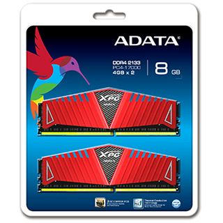 8GB ADATA XPG Z1 DDR4-2400 DIMM CL16 Dual Kit