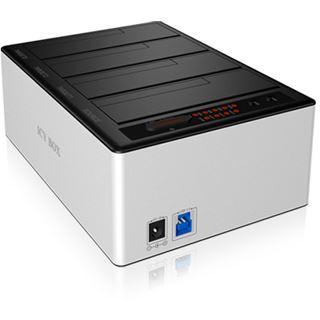 """RaidSonic Icy Box IB-141CL-U3 Dockingstation für 2.5"""" und"""