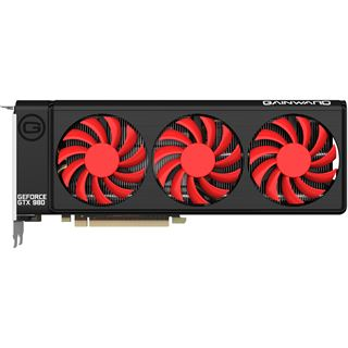 4GB Gainward GeForce GTX 980 Aktiv PCIe 3.0 x16 (Retail)