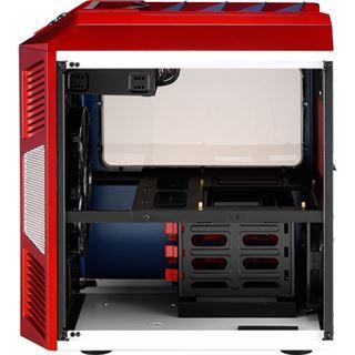 AeroCool Xpredator Cube BR mit Sichtfenster Wuerfel ohne Netzteil