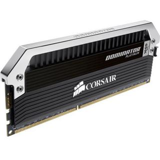 32GB Corsair Dominator Platinum DDR4-2400 DIMM CL14 Quad Kit