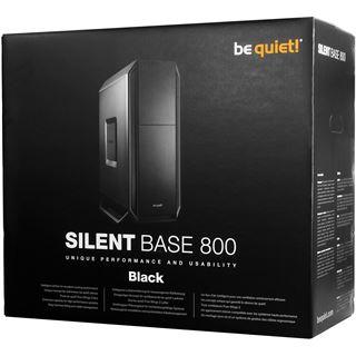 be quiet! Silent Base 800 gedämmt Midi Tower ohne Netzteil