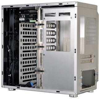 Lian Li PC-26A Mini-ITX ohne Netzteil silber