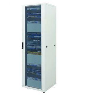 Intellinet Netzwerkschrank 32HE 600x600mm grau,unmontiert