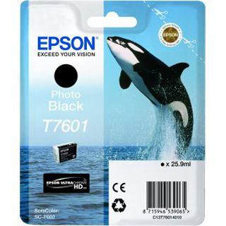 Epson Tinte photo schwarz 25.9ml