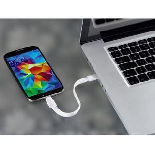 (€59,50*/1m) 0.20m Hama USB2.0 Anschlusskabel USB A Stecker auf