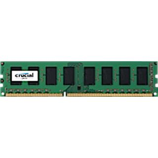 4GB Crucial DDR3-1066 ECC DIMM CL7 Single
