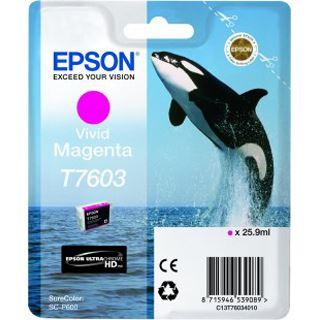 Epson T7603 VIVID magenta