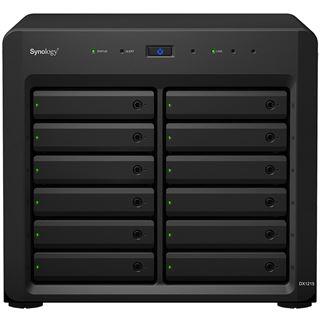 Synology DX1215 12 Bay Expansion Unit für DS3615XS / 12XS / 11XS