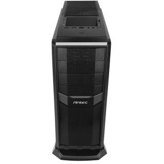 Antec GX300 Midi Tower ohne Netzteil schwarz
