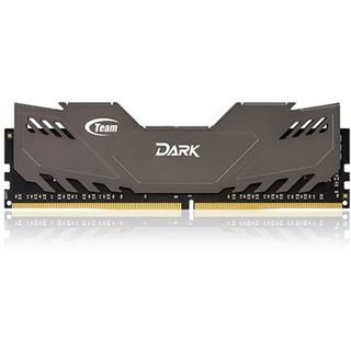 16GB TeamGroup Dark Series grau DDR4-3000 DIMM CL16 Quad Kit