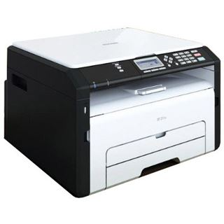 Ricoh SP 213SUw 903788 S/W Laser Drucken/Scannen/Kopieren/Faxen USB