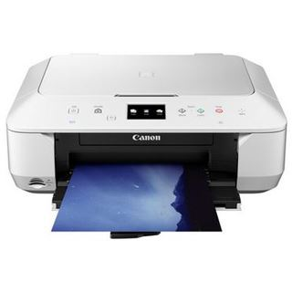 Canon PIXMA MG6650 weiß 9539B026 Tinte Drucken/Scannen/Kopieren