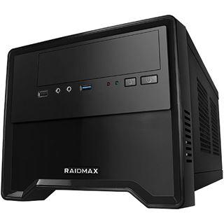 Raidmax Element Mini-ITX ohne Netzteil schwarz