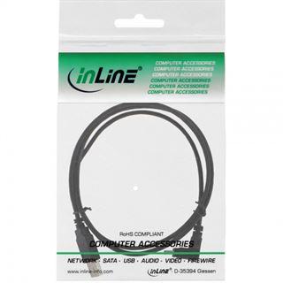 (€2,60*/1m) 1.50m InLine USB2.0 Anschlusskabel USB A Stecker auf