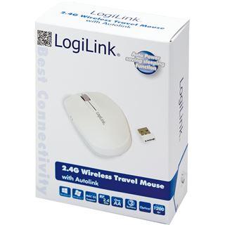 LogiLink ID0115 USB weiß (kabellos)