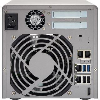 QNAP Turbo Station TVS-471-PT-4G ohne Festplatten
