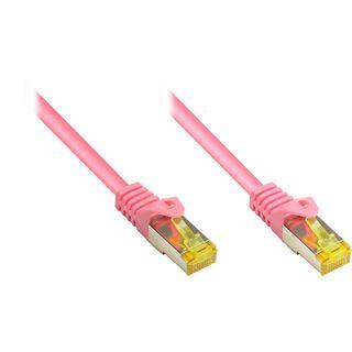 (€0,63*/1m) 30.00m Good Connections Cat. 7 Rohkabel Patchkabel
