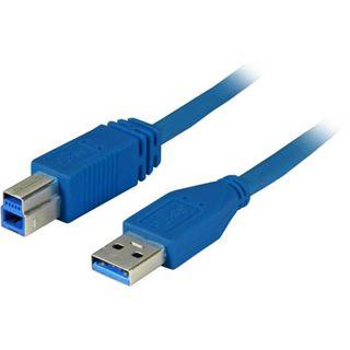 1.80m Good Connections USB3.0 Anschlusskabel Premium-Line USB A