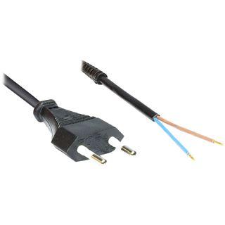 2.00m Good Connections Stromkabel Anschlusskabel Euro Stecker auf
