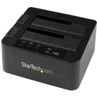 """Startech Dockingstation für 2x 2.5"""" oder 3.5"""" SATA"""