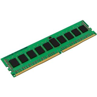 8GB Kingston ValueRAM HP DDR4-2133 regECC DIMM CL15 Single