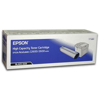Epson Toner C13S050229 schwarz