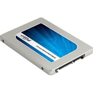"250GB Crucial BX100 2.5"" (6.4cm) SATA 6Gb/s MLC (CT250BX100SSD1)"
