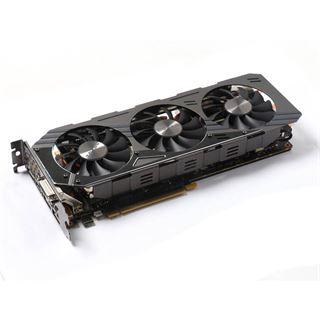 4GB ZOTAC GeForce GTX 970 AMP! Omega Core Edition Aktiv PCIe 3.0 x16