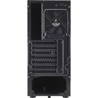 Corsair Carbide 100R gedämmt Midi Tower ohne Netzteil schwarz