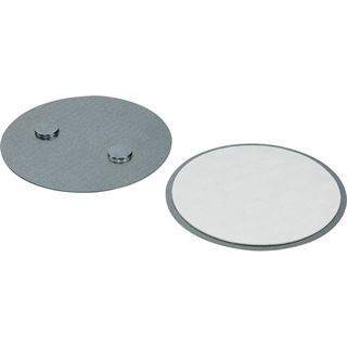 Logilink Magnetisches Befestigungs-Set für Rauchmelder [SC0005]