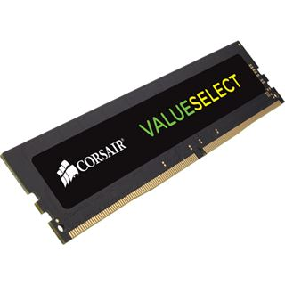 4GB Corsair ValueSelect DDR4-2133 DIMM CL15 Single