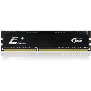 4GB TeamGroup Elite Plus Series schwarz DDR3-1600 DIMM CL11 Single