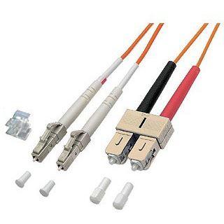 (€3,63*/1m) 3.00m Good Connections LWL Duplex Patchkabel LC