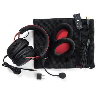 HyperX Cloud II schwarz/rot