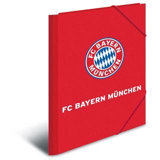 Herma Sammelmappe A3 rot FC Bayern