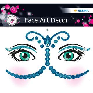 Herma Face Art Sticker Bollywood