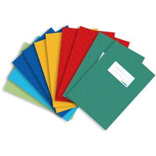 Herma Heftschoner Sortiment A4 gedeckt (6 Farben) 10St.