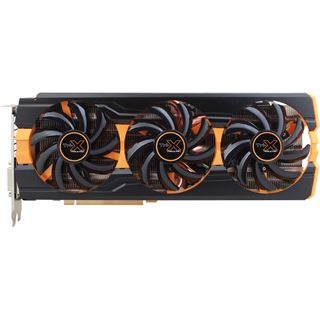 4GB Sapphire Radeon R9 290X Tri-X OC New Edition Aktiv PCIe 3.0 x16
