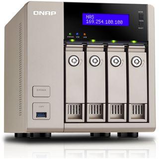 QNAP Turbo Station TVS-463 ohne Festplatten